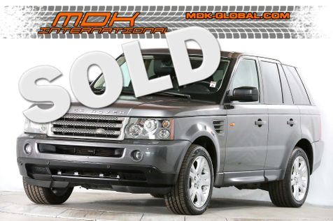2006 Land Rover Range Rover Sport HSE - LUXURY INTERIOR PKG - SAT RADIO in Los Angeles