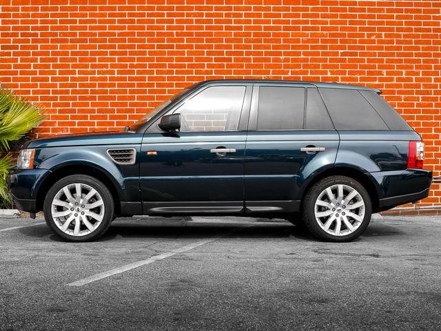 2006 Land Rover Range Rover Sport HSE Burbank, CA 5