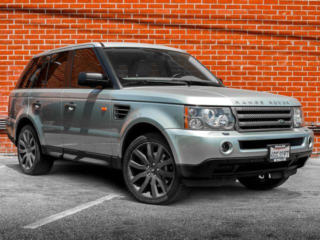 2006 Land Rover Range Rover Sport HSE Burbank, CA 0