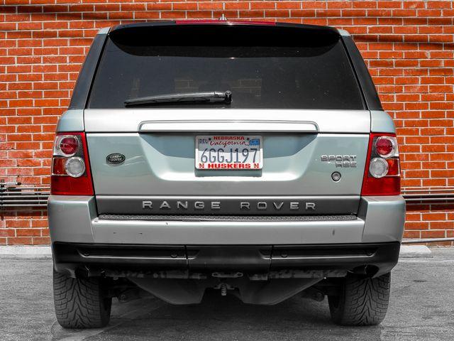2006 Land Rover Range Rover Sport HSE Burbank, CA 3