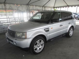 2006 Land Rover Range Rover Sport HSE Gardena, California