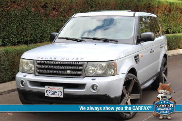 2006 Land Rover RANGE ROVER SPORT HSE NEW TIRES SERVICE RECORDS