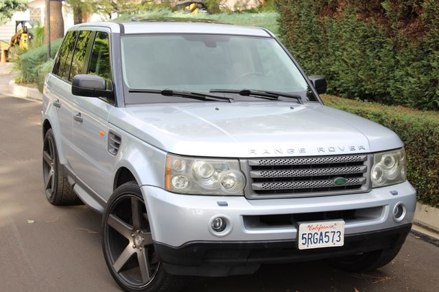 2006 Land Rover RANGE ROVER SPORT HSE NEW TIRES SERVICE RECORDS in Woodland Hills, CA 91367