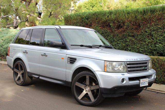 2006 Land Rover RANGE ROVER SPORT HSE NEW TIRES SERVICE RECORDS in Woodland Hills CA, 91367