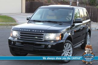 2006 Land Rover RANGE ROVER SPORT HSE 1-OWNER SERVICE RECORDS in Woodland Hills CA, 91367