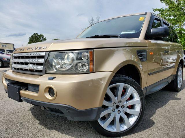 2006 Land Rover Range Rover Sport SC