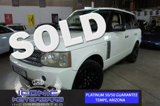 2006 Land Rover Range Rover Supercharged   Tempe, AZ   ICONIC MOTORCARS, Inc. in Tempe AZ
