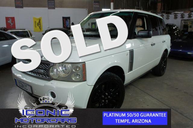 2006 Land Rover Range Rover Supercharged | Tempe, AZ | ICONIC MOTORCARS, Inc. in Tempe AZ