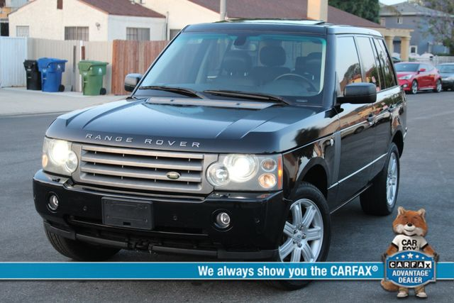 2006 Land Rover RANGE ROVER HSE NAVIGATION 104K MLS SERVICE RECORDS