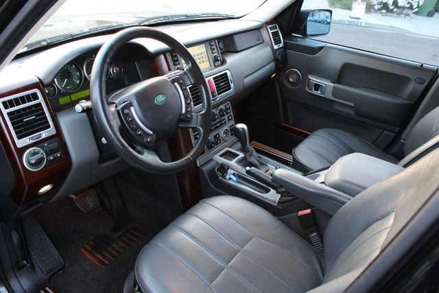 2006 Land Rover RANGE ROVER HSE NAVIGATION 104K MLS SERVICE RECORDS in Van Nuys, CA 91406