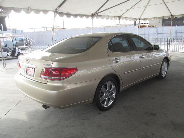 2006 Lexus ES 330 Gardena, California 2