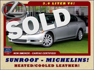 2006 Lexus GS 300 RWD - SUNROOF - HEATED/COOLED LEATHER! Mooresville , NC