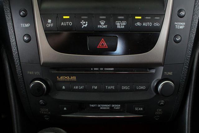 2006 Lexus GS 300 RWD - SUNROOF - HEATED/COOLED LEATHER! Mooresville , NC 35