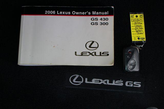 2006 Lexus GS 300 RWD - SUNROOF - HEATED/COOLED LEATHER! Mooresville , NC 18