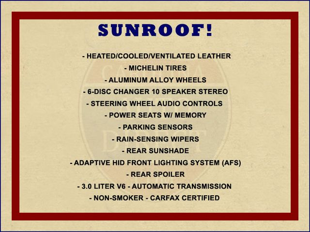 2006 Lexus GS 300 RWD - SUNROOF - HEATED/COOLED LEATHER! Mooresville , NC 1