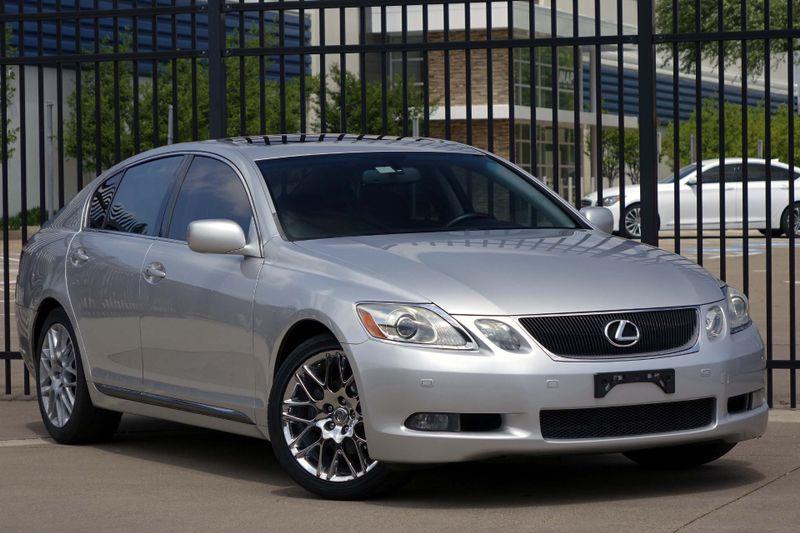 2006 Lexus GS 300 -Leather* Nav* BU Cam* Sunroof* EZ Finance** | Plano, TX | Carrick's Autos in Plano TX