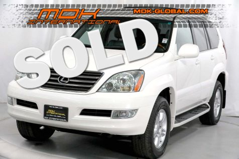 2006 Lexus GX 470 - VVTi - Navigation - DVD - 3rd row seats in Los Angeles