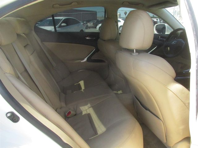 2006 Lexus IS 250 Auto Gardena, California 12