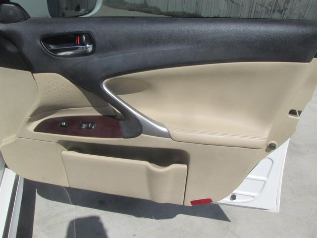2006 Lexus IS 250 Auto Gardena, California 13