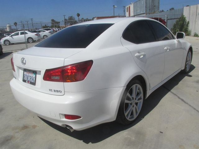 2006 Lexus IS 250 Auto Gardena, California 2