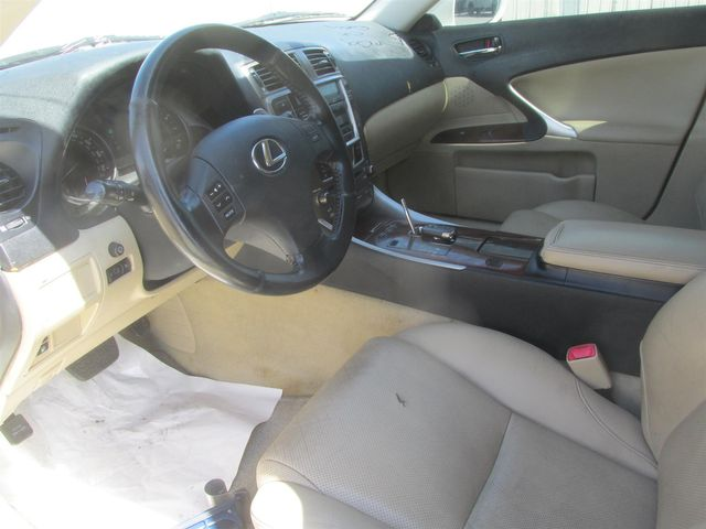2006 Lexus IS 250 Auto Gardena, California 4