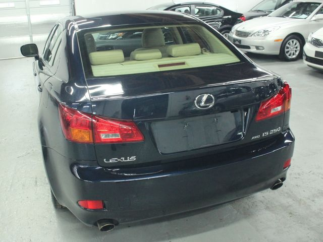 2006 Lexus IS 250 AWD Kensington, Maryland 10