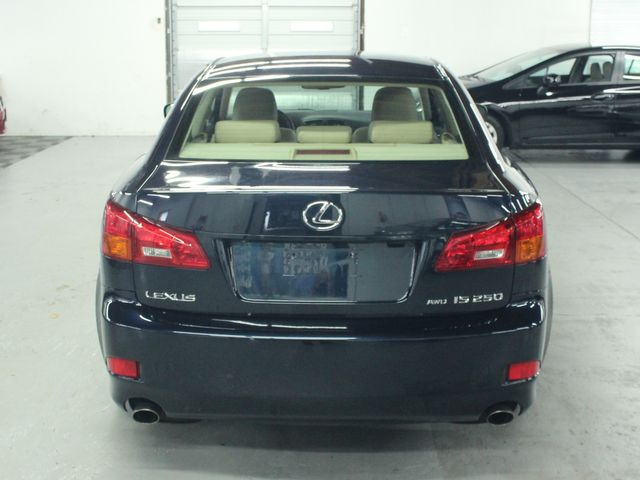 2006 Lexus IS 250 AWD Kensington, Maryland 3