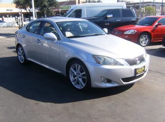 2006 Lexus IS 250 Auto Los Angeles, CA 4