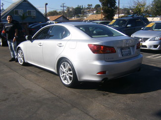 2006 Lexus IS 250 Auto Los Angeles, CA 9