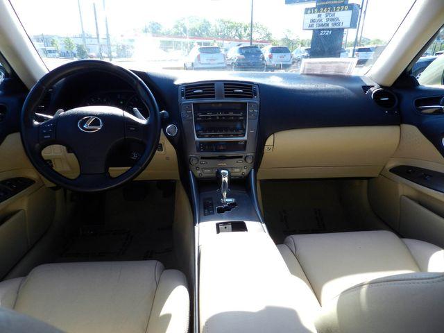 2006 Lexus IS 250 Auto in Nashville, Tennessee 37211