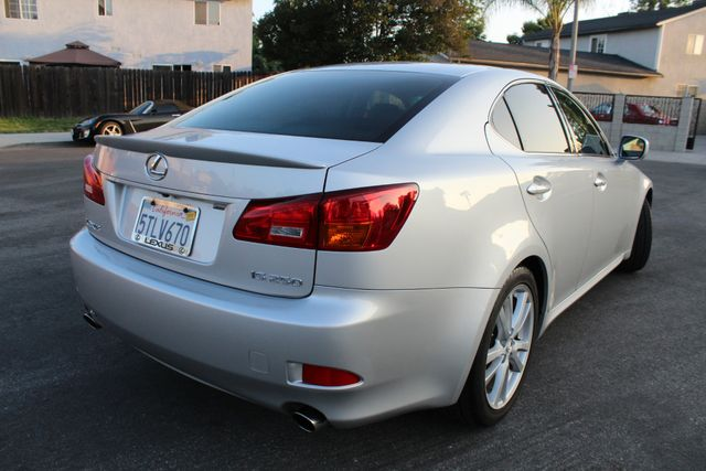 2006 Lexus IS 250 48 SERVICES RECORDS ON CARFAX in Van Nuys, CA 91406