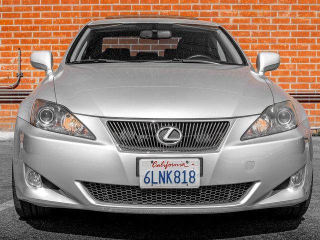 2006 Lexus IS 350 Auto Burbank, CA 2