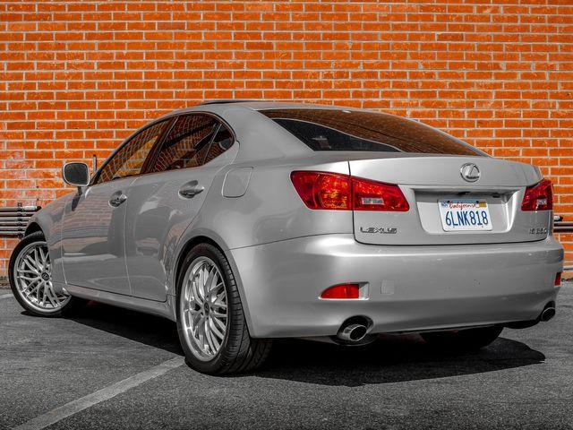 2006 Lexus IS 350 Auto Burbank, CA 7
