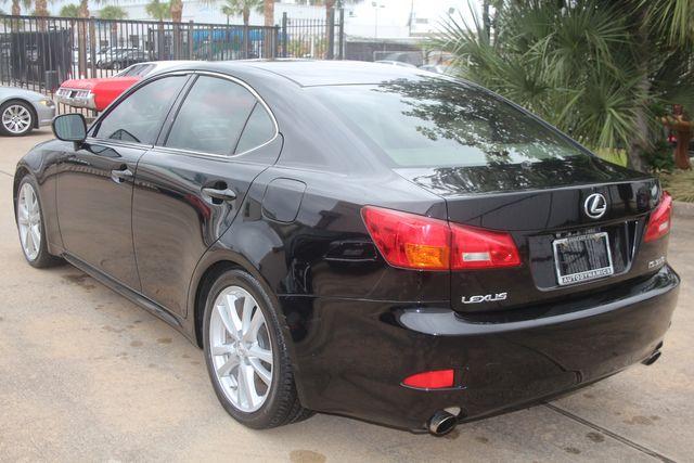 2006 Lexus IS 350 Auto Houston, Texas 10