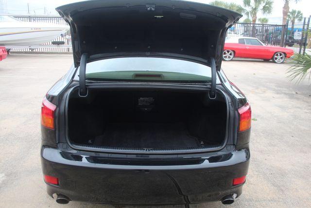 2006 Lexus IS 350 Auto Houston, Texas 14
