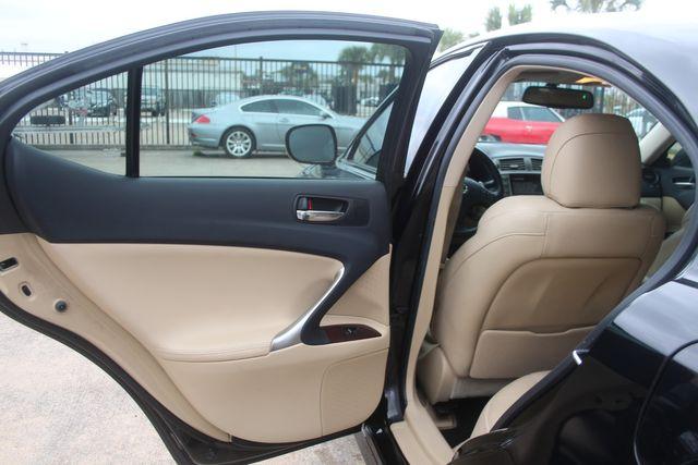 2006 Lexus IS 350 Auto Houston, Texas 20