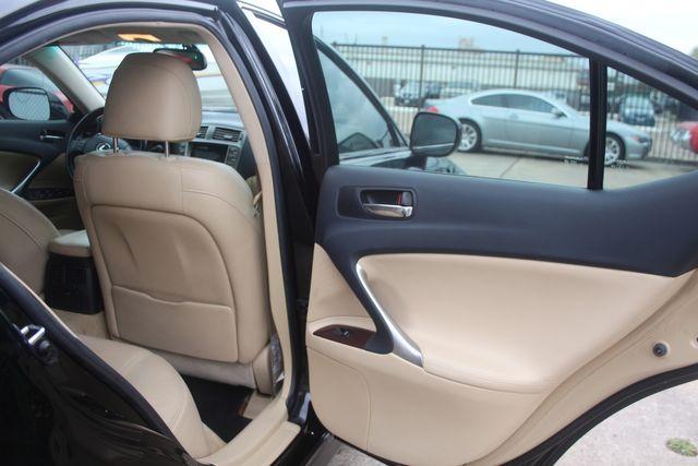 2006 Lexus IS 350 Auto Houston, Texas 22