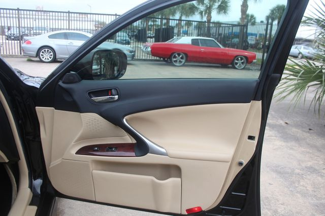 2006 Lexus IS 350 Auto Houston, Texas 24