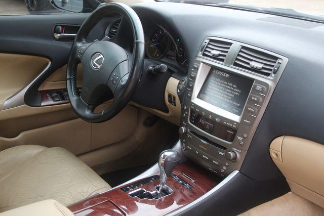 2006 Lexus IS 350 Auto Houston, Texas 27