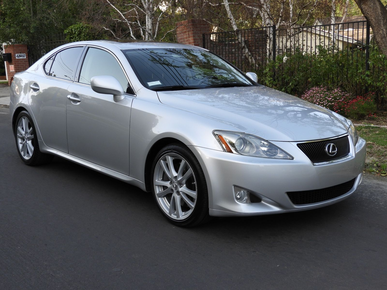 2006 lexus is 350 auto city california auto fitness class benz. Black Bedroom Furniture Sets. Home Design Ideas