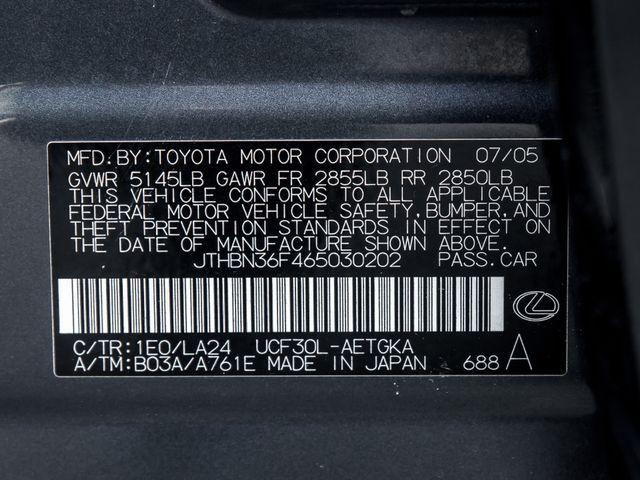 2006 Lexus LS 430 Burbank, CA 33