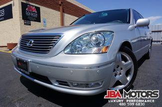 2006 Lexus LS 430 Sedan LS430 ~ ONLY 50k LOW MILES!!   MESA, AZ   JBA MOTORS in Mesa AZ