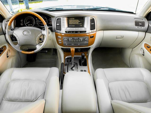 2006 Lexus LX 470 Burbank, CA 8