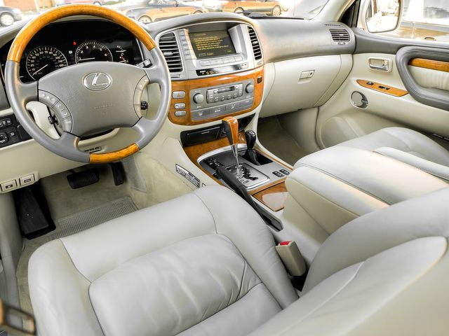 2006 Lexus LX 470 Burbank, CA 9