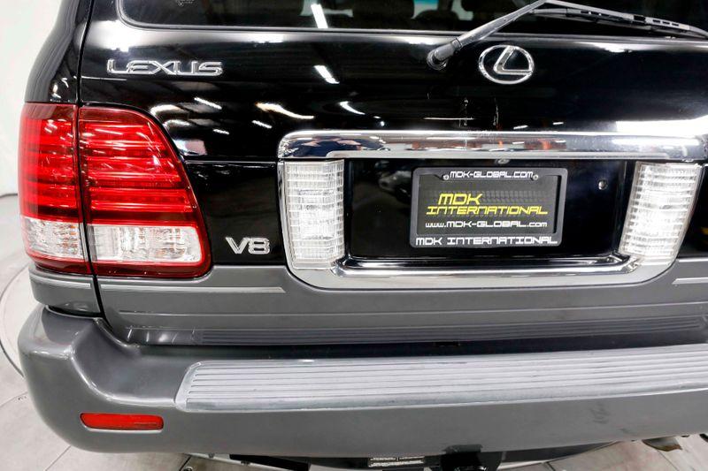 2006 Lexus LX 470   city California  MDK International  in Los Angeles, California