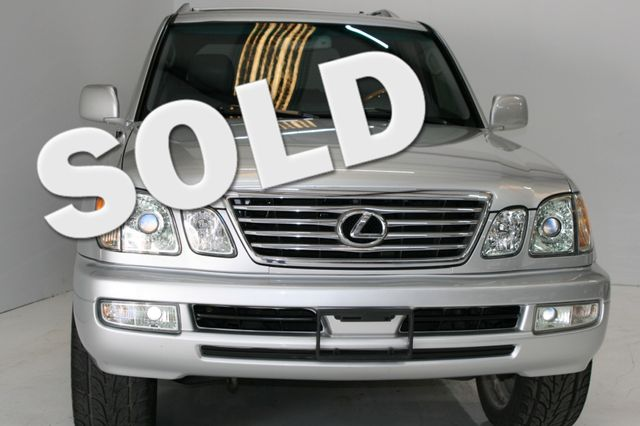 2006 Lexus LX 470 Houston, Texas