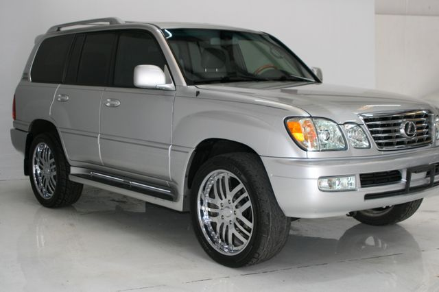 2006 Lexus LX 470 Houston, Texas 2