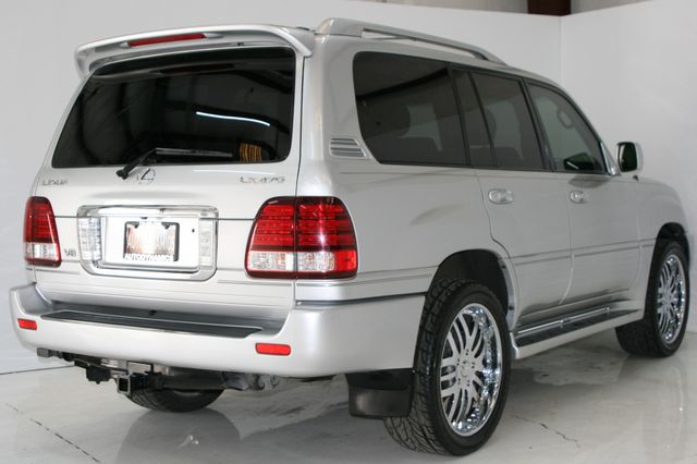 2006 Lexus LX 470 Houston, Texas 6