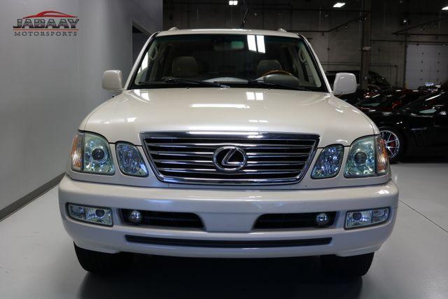 2006 Lexus LX 470 Merrillville, Indiana 7