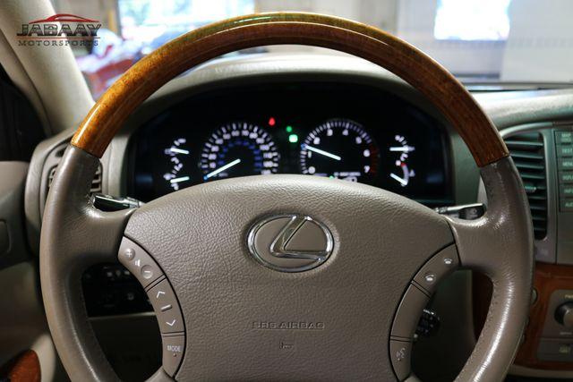 2006 Lexus LX 470 Merrillville, Indiana 20